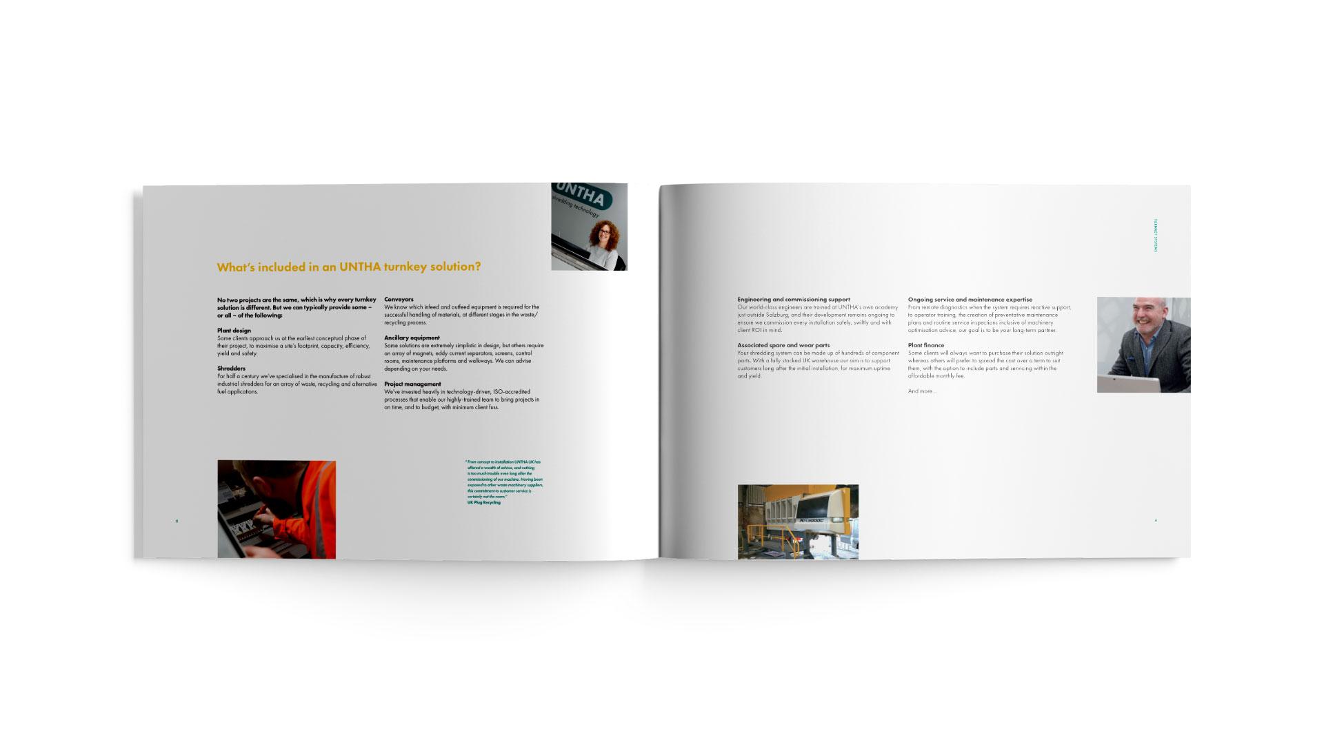 UNTHA-Landscape-Brochure-Spread-2